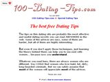 http://www.100-dating-tips.com